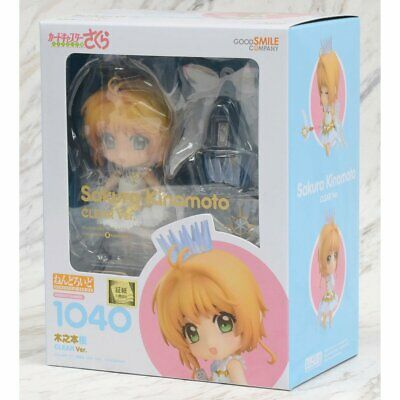 Good Smile Nendoroid 1040 Cardcaptor Sakura Kinomoto - CLEAR Ver. Action Figure