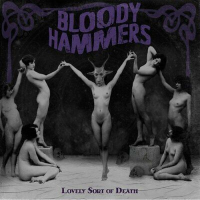 Bloody Hammers - Lovely Sort Of Death (Ltd.Edt.) CD napalm records NEU