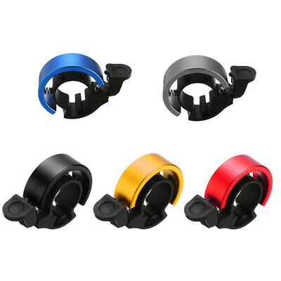 Mini Bicycle Bike Bell MTB Cycling Handlebar Horn Ring Sound Alarm Bell Safety