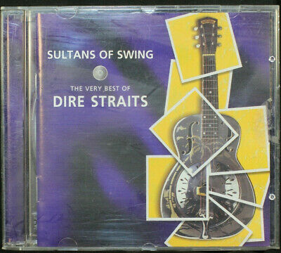Sultans Of Swing (The Very Best Of Dire Straits) -  (C166)