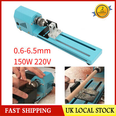 High Precision Miniature Electric Punch Grinding Machine 0.6-6.5mm Chuck  220V