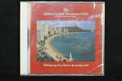Hilton Grand Vacations Club- New Sealed -  (C177)