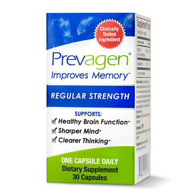 Prevagen Improves Memory 10MG Capsules - 30 Count**FREE SHIPPING