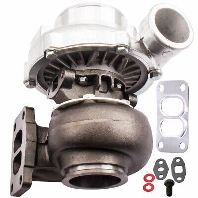 T70  70 A/R T3 V Band Flange Oil Universal turbo turbocharger 500HP