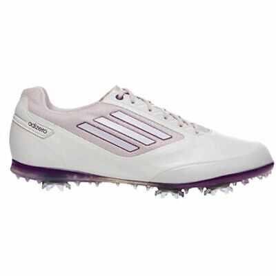 Adidas Adizero Tour Ii Ladies Golf Shoes, Uk Size 4, Medium Fit - Q46972