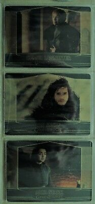 Game Of Thrones Season 7 - Case Topper Valyrian Steel Scarce Gold Set 2A,5A,7A