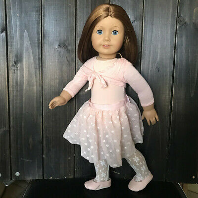 American Girl Our Generation Journey Girl 18 inch Doll Ballet Dance Outfit 5pc
