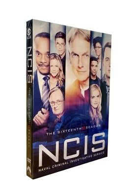 NCIS Season 16 DVD Complete 16th Series New & Sealed UK Compatible Limited Stock