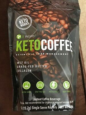 🔥🔥 It Works! Keto Coffee! New, 15 Fat Burning Weight Loss Coffees.