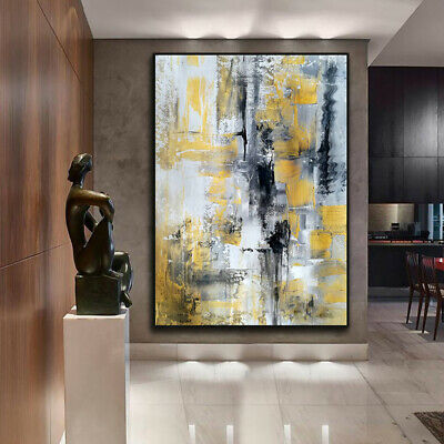 VV448 Modern Large Abstract Hand painted oil painting on canvas Home Decoration