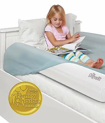 The Shrunks Sleep Security Inflatable Bed Rails 2 Pack - Safe and Portable rail