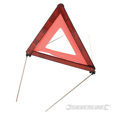 Silverline Reflective Road Safety Triangle Meets ECE27 (140958)