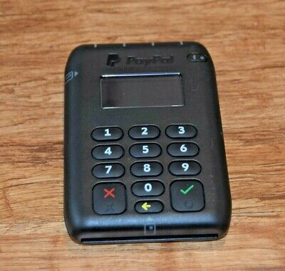 Paypal Here Contactless & Chip & Pin Card Reader M010 PROD 10 V2 5 FREE UK POST