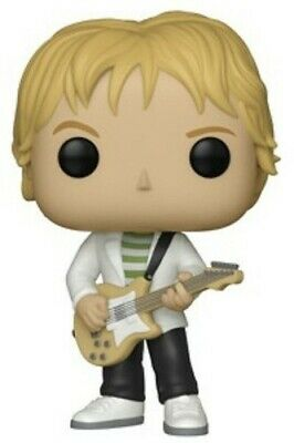 The Police - Andy Summers - Funko Pop! Rocks: (2019, Toy NUEVO)
