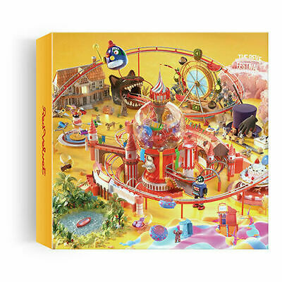 "SJmusic [RED VELVET] Album ""'The Reve Festival' Day 1"" KIHNO+Card+POSTER, SEALED"