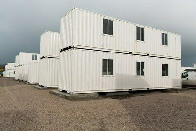 "EMERGENCY HOUSE, SOCIAL HOUSE CONTAINER from shipping container, ""TURN-KEY"""