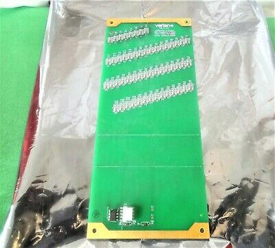 Varian Pcb Board Hv Divider #Part Number 1102850-04B/03A