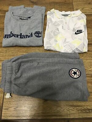 Boys Age 8 9 10 Years Clothes designer polo top Jumper Shorts bundle