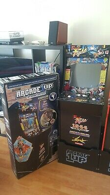 Arcade 1Up Final Fight Walmart Exclusive machine + Riser!!!