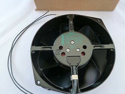 ebm-papst W2S130-AA03-01 AC Cooling Fan 230V 50/60Hz 45/39W Thermally protected