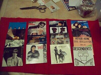 Assorted CDs Lot of 15 Different Types of Artists/Bands PAPER COVERS