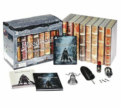 Bloodborne Nightmare Collectors Edition PS4 Sealed