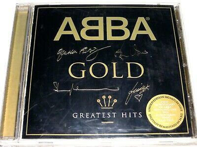 cd-album, ABBA - Gold, Greatest Hits, 19 Tracks