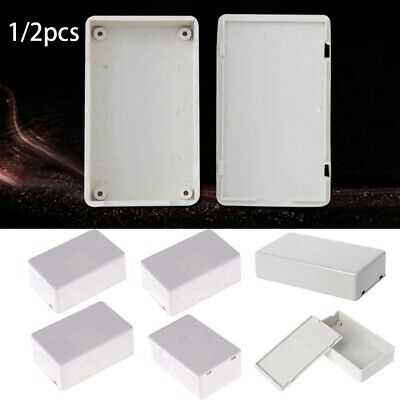 Waterproof Cover Project Enclosure Boxes Instrument Case Electronic Project Box