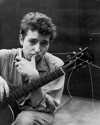 8x10 Bob Dylan GLOSSY PHOTO photograph picture print image young