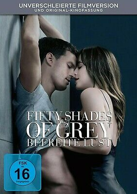 Fifty Shades of Grey 3 - Befreite Lust - Neu in Folie