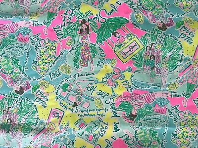 """Dobby Cotton Fabric M Pop Up In The Beginning 1yd 36"""" X 57"""""""