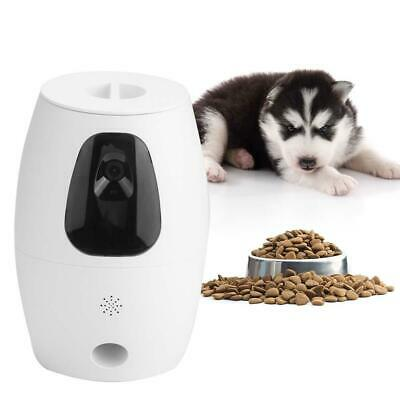 Automatic Pet Feeder Smart Cat Dog Food Monitor Remote Control APP Timer NEW