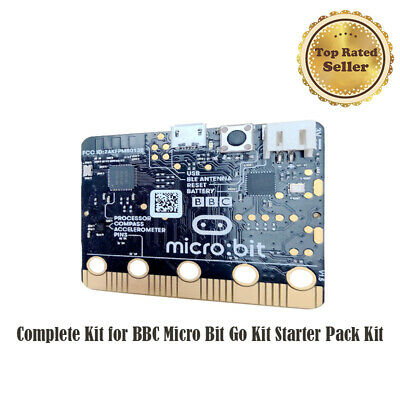 Complete Kit for BBC Micro Bit Go Kit Starter Pack Kit for Python Programming od