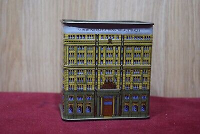 Vintage Comonweath Bank Of Australia Money Box