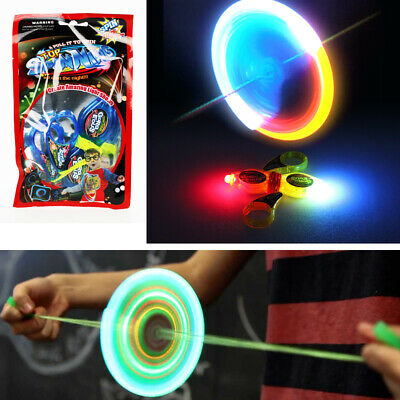 Light Spinner Boys Girls Toy Activity Gadget Gift Xmas Christmas Stocking Filler