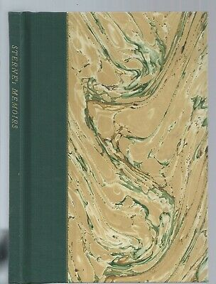 Sterne's Memoirs -  Laurence Sterne Trust 1985 Facsimile Limited Edition