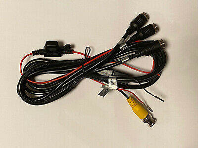 3 Camera New Holland Intelliview - Case AFS Pro - Camera Adaptor Cable