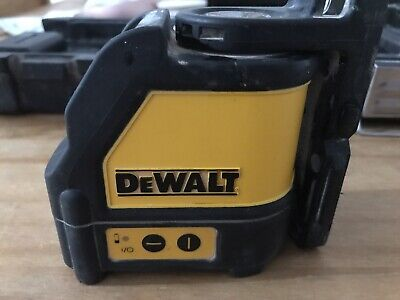 DEWALT DW088 Self Leveling Laser Level RED