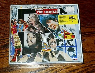 The Beatles- Anthology 3 (2-disc set)  CD's by Capitol (1996) SEALED