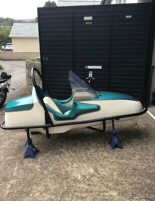 Squire Sidecar For Motorcycle Motorbike