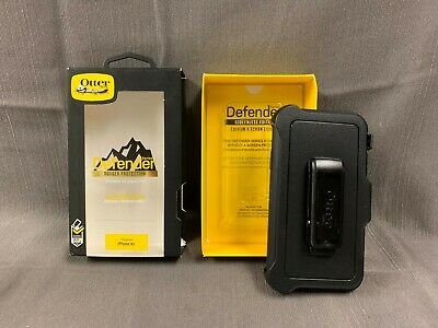 Otterbox Defender for iPhone XR- Black Case and Holster FREE SHIPPING