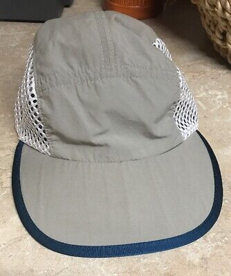 6879ce3f716ce Vintage Patagonia Duck Bill Hat Cap Mesh USA Made Size M Lightweight  Packable