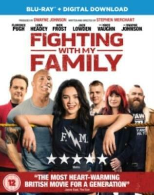 Fighting With My Family <Region B BluRay, sealed>