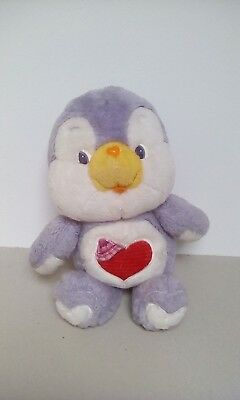 Bisounours Carebears Toucalin - Cozy Heart Pinguin  Vintage Kenner