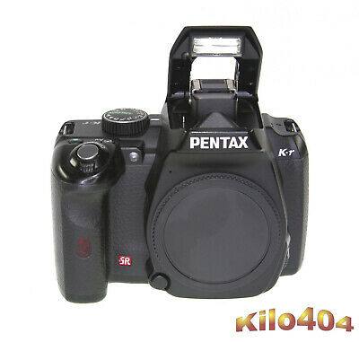 Pentax K-r * DSLR * 14623 Klicks / Shots * 12,4 MP * SR * SDM * HD Video *