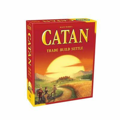Catan 5th Edition Board Game Brand New Sealed CN3071