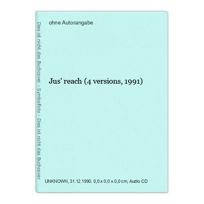 Jus' reach (4 versions, 1991)