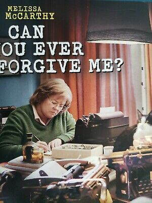 Can You Ever Forgive Me? [HD digital  copy / bluray disk]