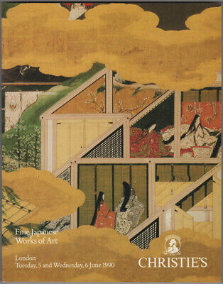 Christie's: Fine Japanese Works of Art. Japanese Prints 5 June and 6 June, 1990