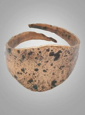 Ancient Viking  Warriors Boys  Ring C.866-1067 A.D.   Size 4 3/4  (15.6mm)